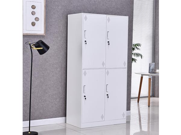 Tủ sắt sơn tĩnh điện đựng quần áo chọn theo hệ thống nội thất