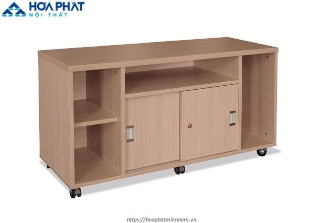 tủ gỗ thấp dành cho văn phòng