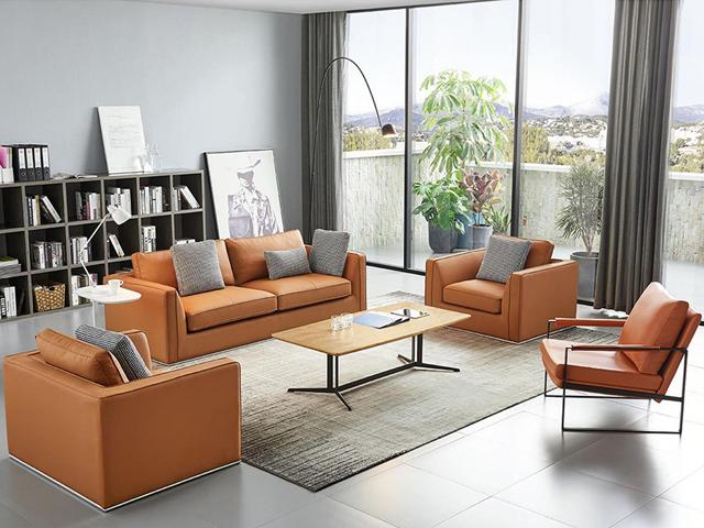 sofa tiếp khách văn phòng